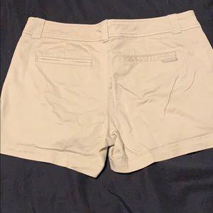 New York & Company Shorts - New York and company khaki shorts